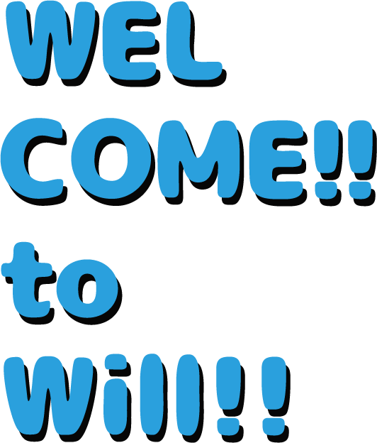 WELCOME!! to Will!!